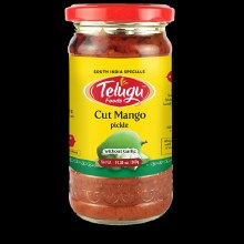 Telugu: Cut Mango Pickle 300g