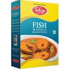 Telugu: Fish Masala 100gm