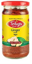Telugu: Ginger Pickle 300gm