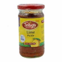 Telugu : Lime Pickle 300gm.