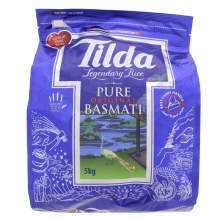 Tilda: Pure Basmati Rice 10lb