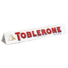 Toblerone- White