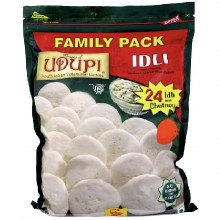 Udupi: Idli 2lb Family Pack