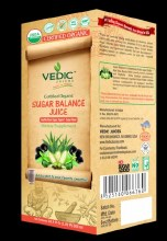 Vedic: Sugar Balance Juice 1lt
