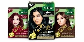 Vatika: Henna Black 60gm