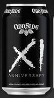 Oddside Ales XI Anniversary Stout 12oz Can
