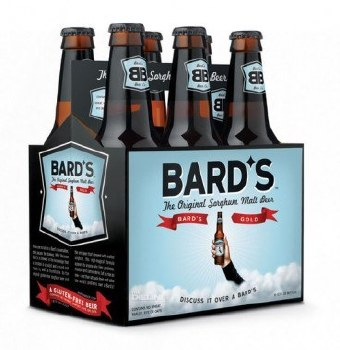 Bards Gold Lager Gluten Free 6 Pack Bottles