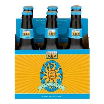 Bells Oberon 6 Pack Bottles