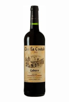 Clos La Coutale Cahors Malbec 750ml