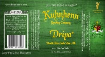 Kuhnhenn Dripa 4 Pack Cans