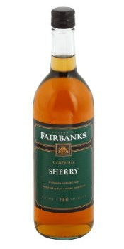 Fairbanks Sherry 750ml