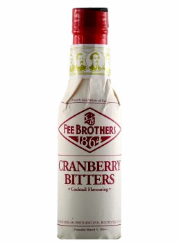 Fee Brothers Cranberry 5oz