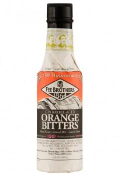 Fee Brothers Gin Barrel Aged Orange 5oz