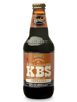 Founders Brewing KBS Espresso 12oz Bottle