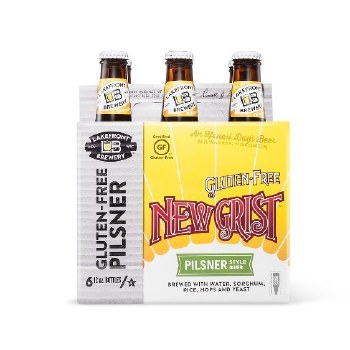 Lakefront Brewing New Griest Gluten Free 6 Pack Bottles