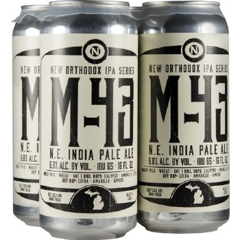Old Nation M43 4 Pack 16oz Cans