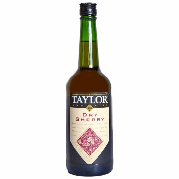 Taylor New York Dry Sherry 750ml