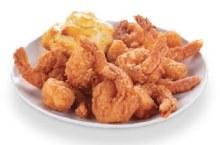 10 Piece Cajun Shrimp With 1 Honey Butter Biscuit