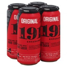 1911 Cider Original 4 Pack 16oz Can