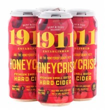 1911 Honeycrisp Cider 4 Pack 16oz Cans