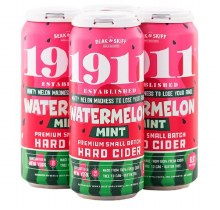 1911 Watermelon Mint Cider 4 Pack 16oz Cans