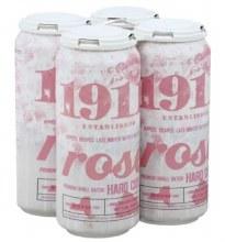 1911 Rose Cider 4 Pack Cans