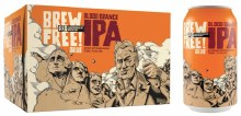 21st Amendment Blood Orange IPA 6 Pack Can