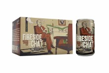 21st Amendement Fireside Chat 6 Pack Cans