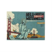 21st Amendment Hell Or High Watermelon 6 Pack Cans