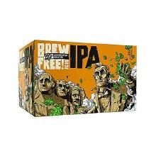 21st Amendment Brew Free Or Die IPA 6 Pack Can
