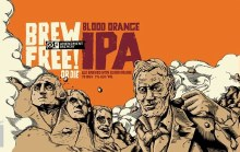 21st Amendment Blood Orange IPA 6 Pack Can