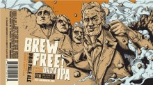 21st Amendment Brew Free Or Die IPA 6 Pack Can