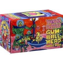 3 Floyds Gumballhead 6 Pack Cans
