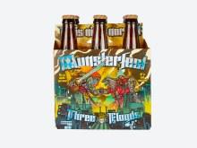 3 Floyds Munsterfest 6 Pack Bottles