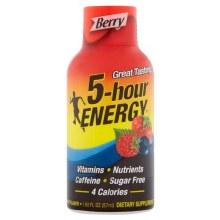 5 Hour Energy Berry