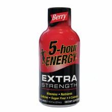 5 Hour Energy Extra Strength Berry