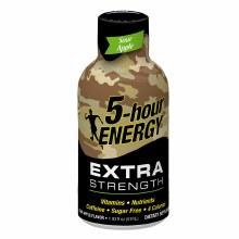 5 Hour Energy Extra Strength Sour Apple
