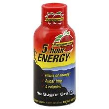 5 Hour Energy Pomegranate