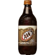 A & W Root Beer 20oz