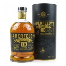 Aberfeldy 18 Year 750ml