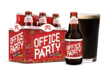 Abita Office Party Stout 6 Pack Bottles