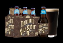 Abita Macchiato Milk Stout 6 Pack Bottles