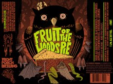 Abomination Fruit Of The Woods Pie 4 Pack 16oz Cans