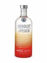 Absolut Apeach 750ml