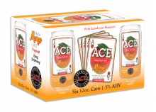 Ace Mango 6 Pack Cans