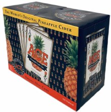 Ace Pineapple Hard Cider 12 Pack Cans
