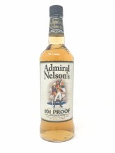 Admiral Nelson Spiced 101 750ml