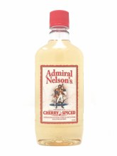 Admiral Nelson Cherry Spiced Plastic 750ml