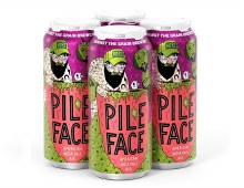Against The Grain Pile Face 4 Pack 16oz Can