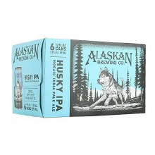 Alaskan Brewing Husky IPA 6 Pack Cans